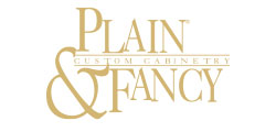 Plain and Fancy Custom Cabinets