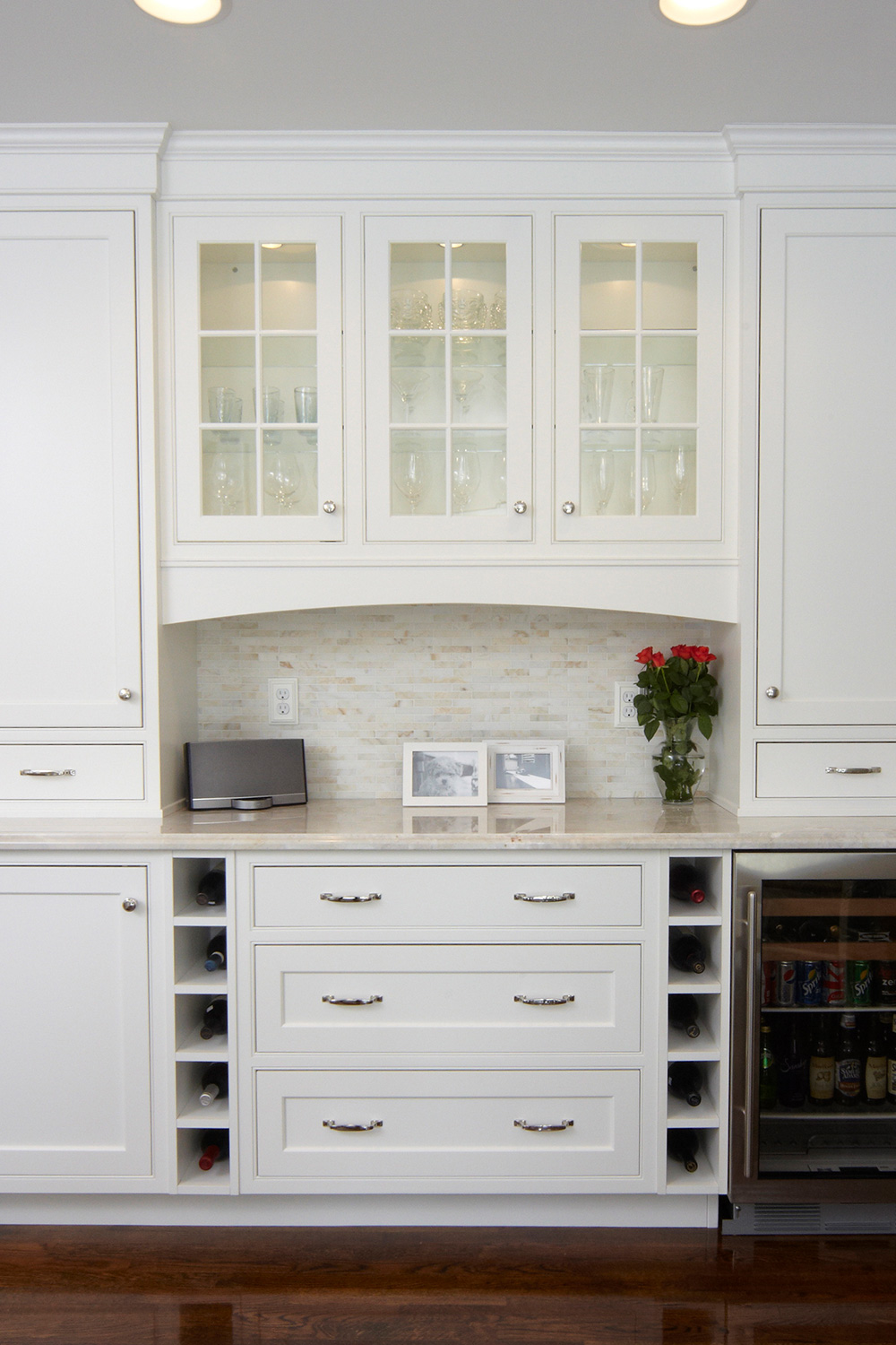 Dry Bar Wine Storage Cooler