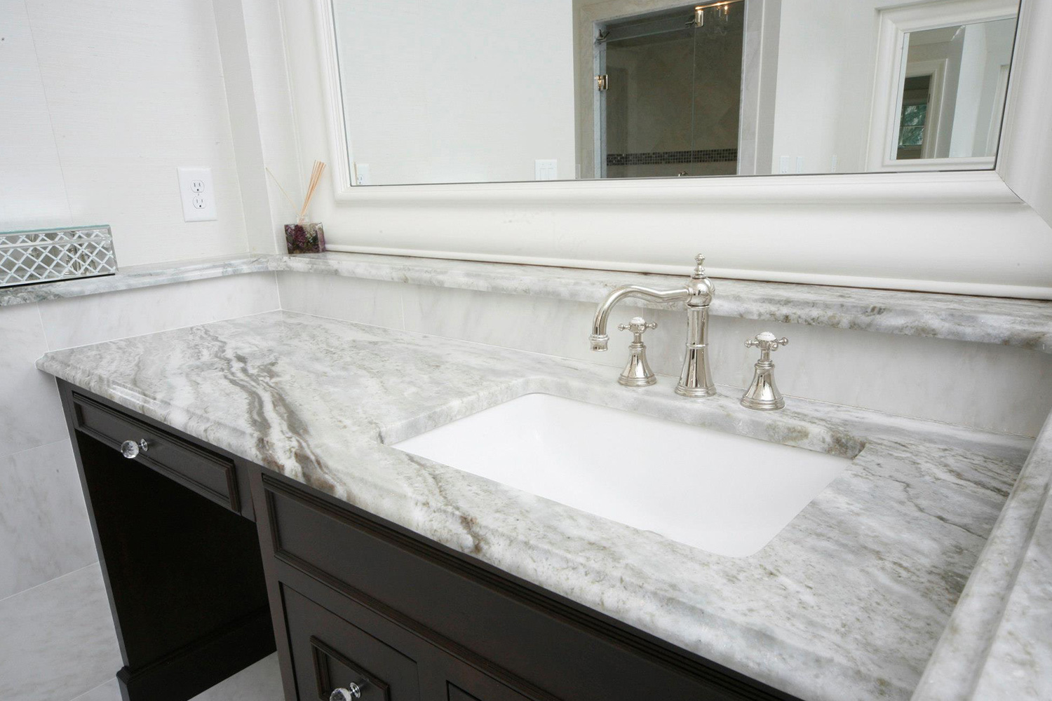 Master Bath Granite Counter